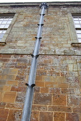 Canons Ashby - 8 (basswulf) Tags: building architecture drain pipe drainpipe d40 1855mmf3556g lenstagged unmodified 32 image:ratio=32 permissions:licence=c 20170925 201709 3008x2000 canonsashby nationaltrust northamptonshire england uk