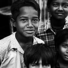 Gujarat - India (ale neri) Tags: street portrait bw indian people children gujarat palitana aleneri india streetphotography blackandwhite alessandroneri