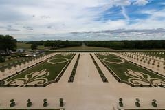 Chateaux Chambord, Garden (Hans de Cortie) Tags: chambord centrevaldeloire frankrijk fr