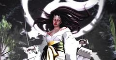 The Flower Of Carnage (LiangScorpio) Tags: sl tableauvivant aii kagami secondlife lyrics catwa