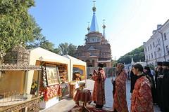Открытие Святогорской медовой ярмарки (11) 09.08.2017