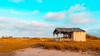 Rompeolas, Playa Jambelí (Juan Alfredo Asencio) Tags: ruta del spondylus playa piedra rocas agua mar sol casa choza