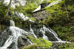 Waterfall at Rasmus Kvarn