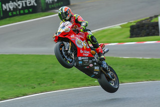 Cadwell park, BSB friday free practice