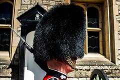 Perfil Soldado Torre de Londres (Garimba Rekords) Tags: londres london england inglaterra uk perfil retrato soldado torredelondres tower