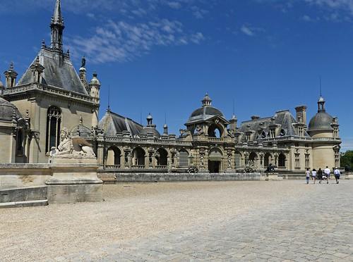 F11 château de Chantilly