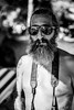 aviators, beard, cigar (RobertMPoole) Tags: leica m9 beard tattoos sunglasses aviators camera cigar