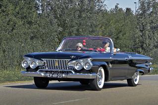Plymouth Fury Convertible 1961 (3861)