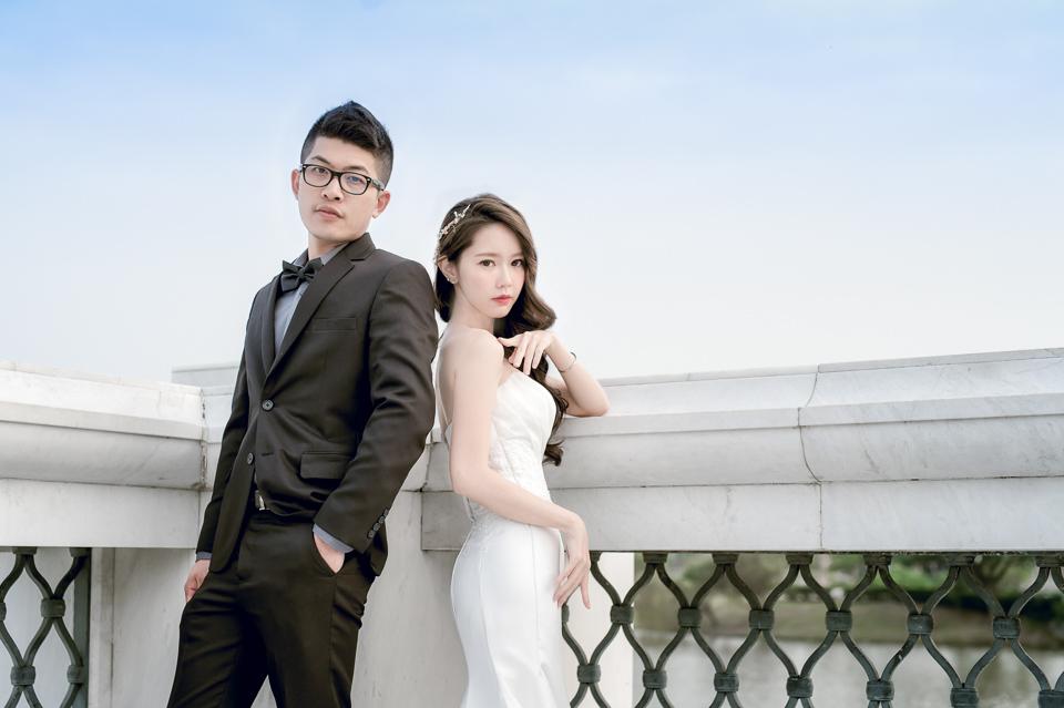 台南自助婚紗 奇美博物館 婚紗作品 Abby 027