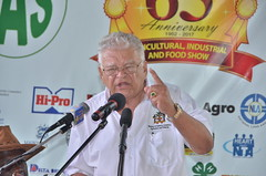 AGRICULTURE MINISTER HIGHLIGHTS POTENTIAL OF DAIRY INDUSTRY (JIS)