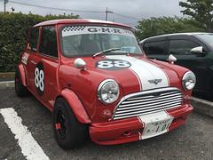 Mini (kasa51) Tags: car automobile mini yokohama japan iphoneography