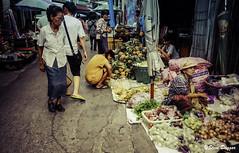 DSCF4409 (Steve Daggar) Tags: chiangmai thailand travel buddhist monk markets street candid asia
