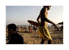 In the beach. ( Essaouira ) by José Luis Cosme Giral -