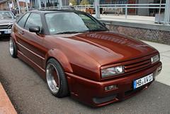 Corrado VR6 (Schwanzus_Longus) Tags: schuppen 1 bremen eins german germany car vehicle old classic vintage coupe coupé volkswagen vw corrado vr6 tuner tuned