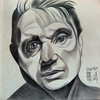 План Б (ПЯТНИЦКАЯ) Tags: bacon francis francisbacon artist portrait graphic graphite бэкон фрэнсисбэкон художник портрет графика графит карандаш