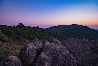 Mt. Tam Sunset