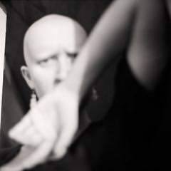 Liza (Ivan Ovchinnikov) Tags: portrait girl skin head light shadow film bw blackandwhite kodak trix400 400 trix canon canoscan mark 9000f kiev88 kiev mediumformat chiile ivanovchinnikov ивановчинников пермь select