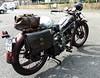 Moto Guzzi 1950 (Aellevì) Tags: radunodibore2017 autodepoca motodepoca borsa cuoio vecchietarghe vecchia anni50 aellevì