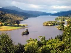 Queens View Scotland 2017 069 (saxonfenken) Tags: scotland2017 7340lake 7340 scotland queensview lochtummel island loch lake challengeyouwinner tcf friendlychallenges perpetual pregamewinner yourock 15challengeswinner gamex2