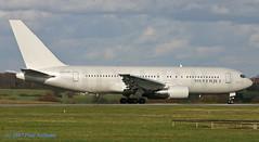 GSJET 767 SilverJet (Anhedral) Tags: gsjet boeing 767 767200 silverjet lutonairport airliner airplane jet