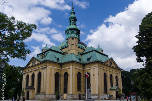 Jelenia Góra,  Church of the Holly Cross (built in 1718 for a Lutheran congregation, though it's served a Catholic one since 1947)