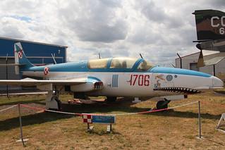PZL Mielec TS11 Iskra 1706