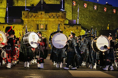 Tattoo 2nd Visit-27 (Philip Gillespie) Tags: 2017 edinburgh international military tattoo splash tartan scotland city castle canon 5dsr crowds people boys girls men women dancing music display pipes bagpipes drums fireworks costumes color colour flags crowd lighting esplanade mass smoke steam ramparts young old cityscape night sky clouds yellow blue oarange purple red green lights guns helicopter band orchestra singers rain umbrella shadows army navy raf airmen sailors soldiers india france australia battle reflections japan fire flames celtic clans