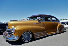 1948 Chevrolet Fleetline (bballchico) Tags: 1948 chevrolet fleetline lowrider ownerjonny lowstraviesoscc billetproofwashington carshow