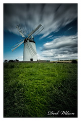 Green Green Grass Of Home (Deek Wilson) Tags: ballycopelandwindmill millisle greengrass windmill ardspeninsula longexposure sky clouds northdown northernirelandlandmark landscape canon7dmkii sigma1020