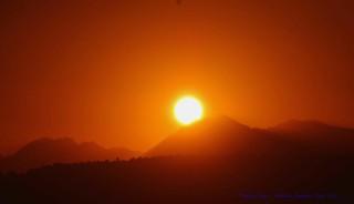 Sunset Now....