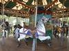 White Carousel Horse (smaginnis11565) Tags: carousel merrygoround carouselhorse militarypark newark newjersey essexcounty chambersfamilycarousel