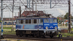 EP07-1060 (ex.EU07-165) (Kolejarz00) Tags: train ic ep07