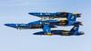 Blue Angels Formation (jhooten1973) Tags: jetfighter blueangels jets modernmilitary airshow centennialofnavalaviation navalaviation modernaircraft