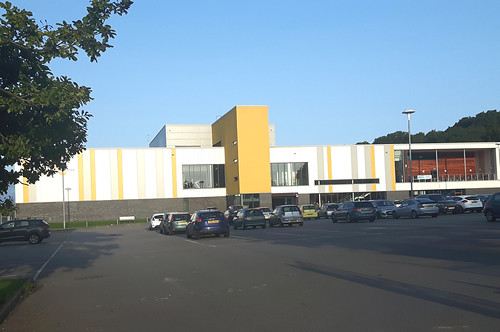 Xcel Leisure Centre_Mitchell Avenue_Canley_Coventry.