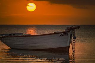 Sunset...Mauritius