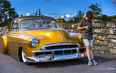 Tom (Camer Junki) Tags: chevy chevrolet fleetline classicar classic car american