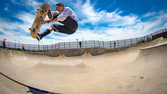 Go Skate Day 2017 with James Browning (chadwickr05) Tags: fisheye naturallight skatephoto skateboarding canon815mml canon1dxii