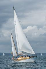 Cyrene view 1 (Matchman Devon) Tags: classic channel regatta 2017 st peter port paimpol cyrene