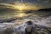 Old Hartley at sunrise (Alex365pix) Tags: oldhartley northumberland northeastcoast nikond610 le leefilters lighthouses seascapes sunrise seatonsluice waves