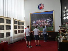 Red Star Stadium museum