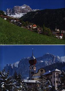Seiser Alm / Alpe di Siusi - Ferienkatalog 2017; Tiers am Rosengarten, South Tyrol, Italy