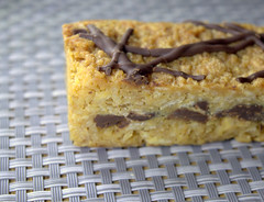 Belgian Chocolate Flapjack (Tony Worrall) Tags: add tag ©2017tonyworrall images photos photograff things uk england food foodie grub eat eaten taste tasty cook cooked iatethis foodporn foodpictures picturesoffood dish dishes menu plate plated made ingrediants nice flavour foodophile x yummy make tasted meal nutritional freshtaste foodstuff cuisine nourishment nutriments provisions ration refreshment store sustenance fare foodstuffs meals snacks bites chow cookery diet eatable fodder sweet sugar belgian chocolate flapjack