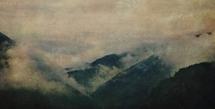 Mystic mountains (vittorio.chiampan) Tags: mountain mystic fineart art landscape clouds memoriesbook