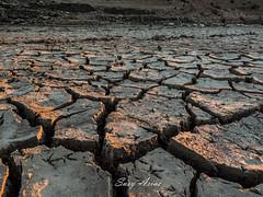 Por sequía (@rgosu) Tags: tierra paisaje aire naturaleza nature