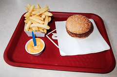 untitled by dialekte - Frites sauce andalouse et bicky
