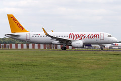 TC-DCM Pegasus Airlines A320-200/SL London Stansted Airport (Vanquish-Photography) Tags: tcdcm pegasus airlines a320200sl london stansted airport vanquish photography vanquishphotography ryan taylor ryantaylor aviation railway canon eos 7d 6d aeroplane train spotting egss stn stanstedairport londonstansted londonstanstedairport