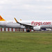 TC-DCM Pegasus Airlines A320-200/SL London Stansted Airport