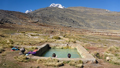 Ausangate - Peru (VreSko) Tags: peru ausangate hotsprings bath hiking backpacking wandern senderismo mountain montana berg pfad weg camino