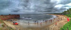 Goa, india (Arvind_S) Tags: ngc india goa beach monsoon travel world fort panorama sand