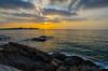 Lighthouse Sunset 01 (haddadzakaria) Tags: 2017 algeria jijel landscape nature rock sea seascape summer lighthouse sun sunset grandphare